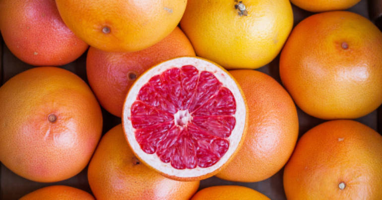 Produkt des Monats: die Grapefruit