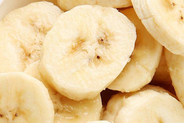 Bananenpüree