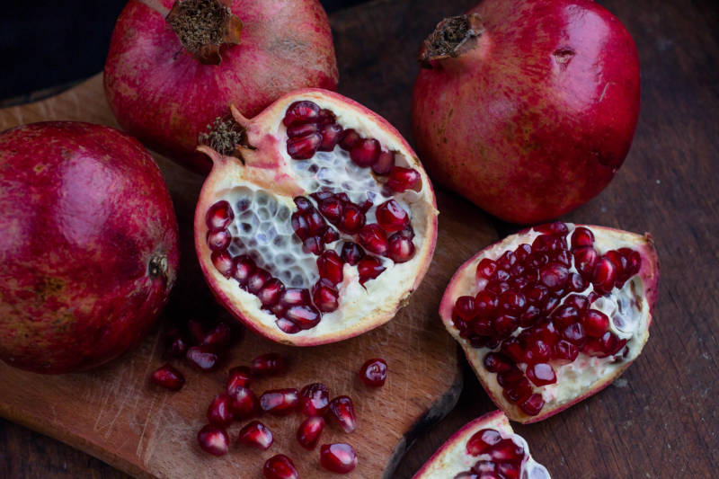 Product of the month: the pomegranate